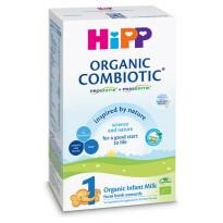 Hipp 1 Organic Combiotic® Začetno Mleko