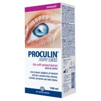Proculin Soft Lens Travel Pack