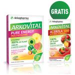 Arkovital Pure Energy Gratis Vitamin C