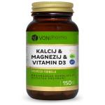 Vonpharma Kalcij&magnezij&vitamin D3