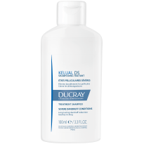 Du Kelual+ds Treatment Shampoo Severe+dandruff+conditions Front Bottle 100ml 3282770140453