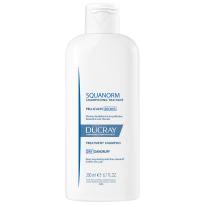 Du Squanorm Treatment Shampoo Dry+dandruff Front Bottle 200ml 3282770140484 (3)