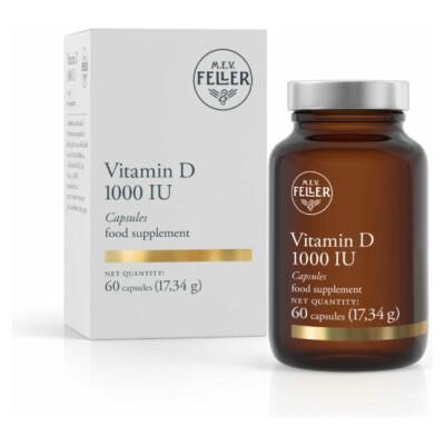 Feller Vitamin D 1000iu En