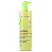 A-Derma Exomega Control emolientno čistilno olje za prhanje, 750 ml