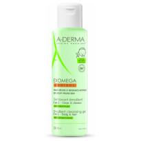 A-Derma Exomega Control emolientni čistilni gel 2v1, 500 ml