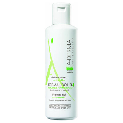 Derma Gel Moussant
