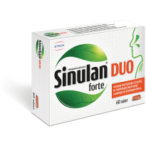 Sinulan Duo Forte 60 Tablet