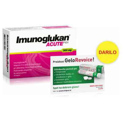 Imunoglukan 10 + Gelorevoice Si (1)