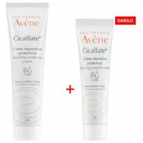 Avene Cicalfate+ Obnavljajoča Zaščitna Krema 40ml Akcija + Darilo Avene Cicalfate+ Obnavljajoča Krema 15ml