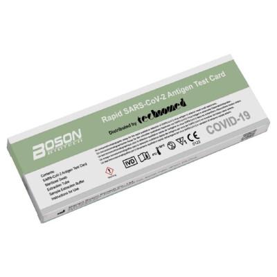 Boson Biotech Hitri Antigenski Testi Na Sars Cov 2 Pakiranje