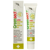 Davafitto Greensect Gel Po Pikih Insektov 20 Ml
