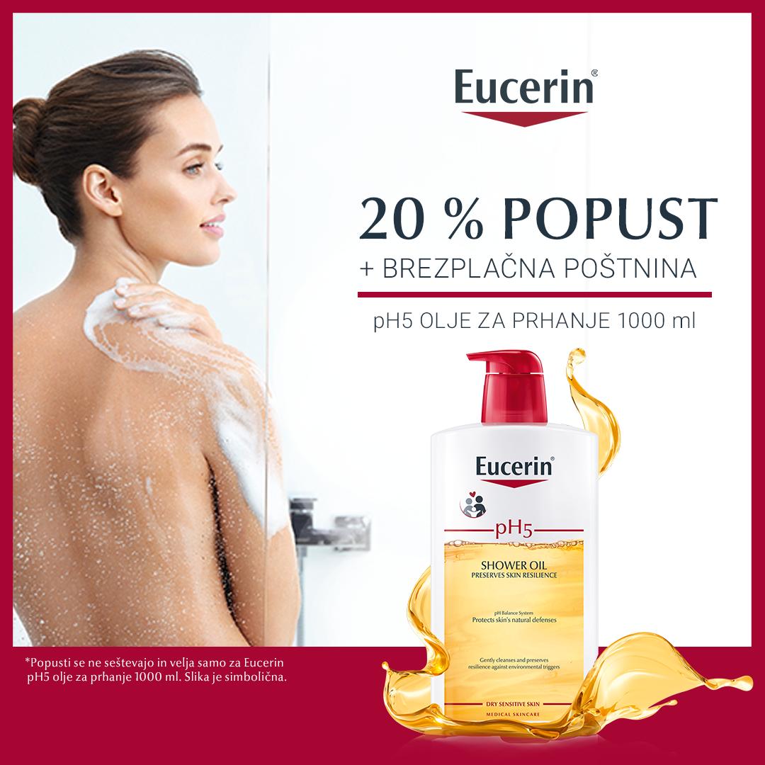 Eucerin Pha5 1l