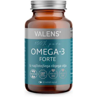 Valens Omega 3 Forte Steklenica