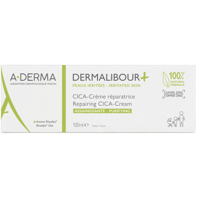 Cica Creme Dermalibour 100ml[1]