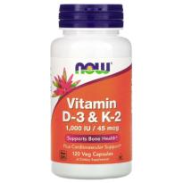 Vitamn D3 In K2