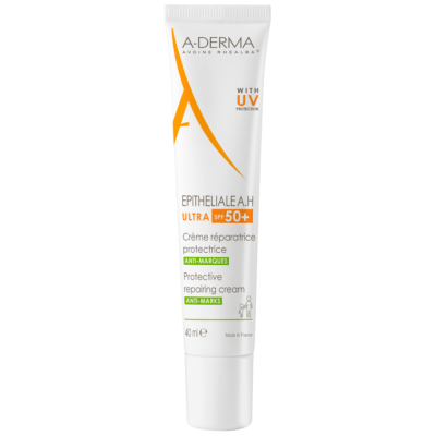 Creme Epitheliale Creme Reparatrice Protectrice Spf50 Front 40ml