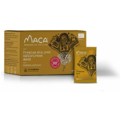 Bioandina Premium Mix Maca