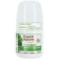 douce nature, naravni deodorant roll on 24h, meta, 50 ml