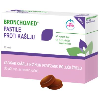 Bronchomed Pastile